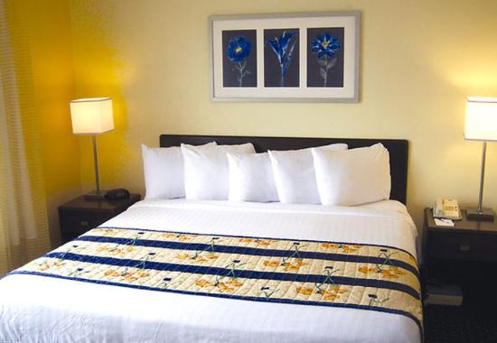SpringHill Suites Port St. Lucie: King Suite