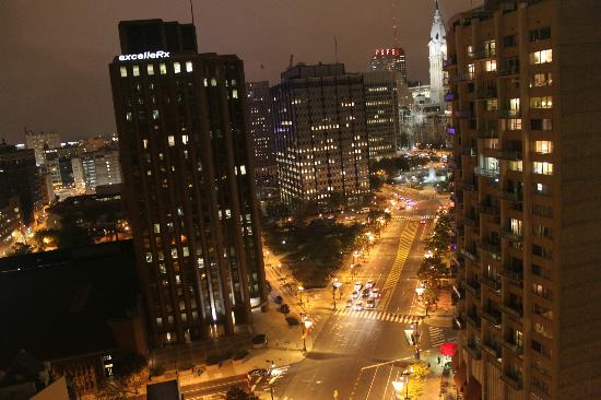   - : Night View of Philly