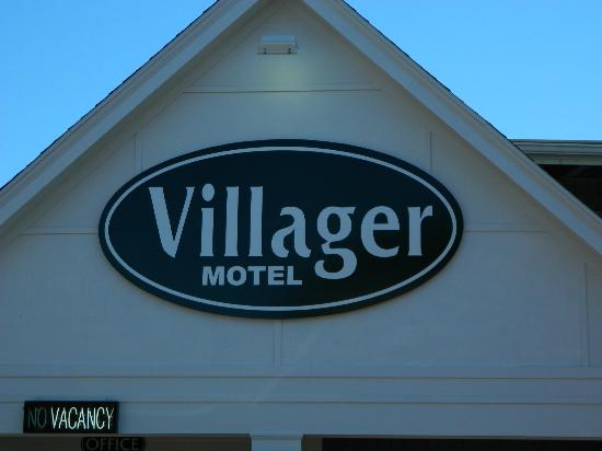 Bar Harbor Villager Motel: Motor Lobby