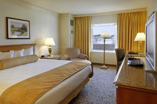 Hollywood Casino St. Louis: Island Tower Guest Room