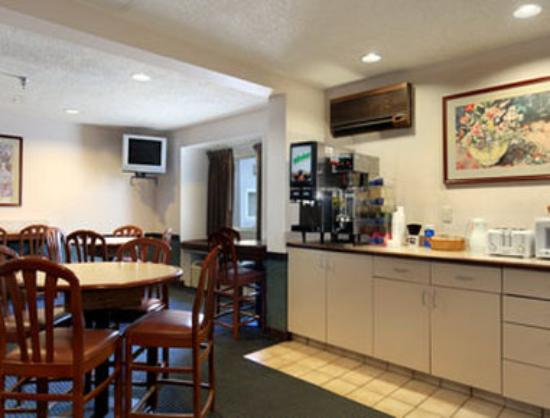 Microtel Inn by Wyndham Henrietta/Rochester: Breakfast Area