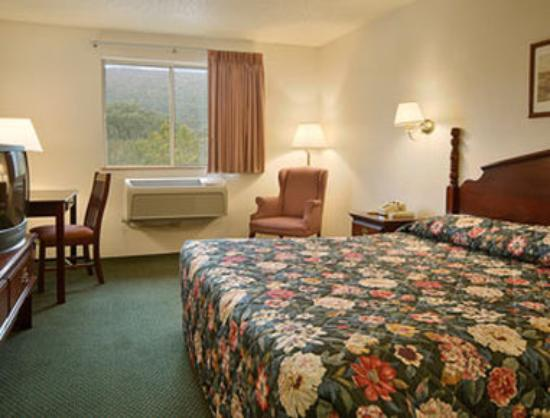 Burnham, PA: Standard King Bed Room