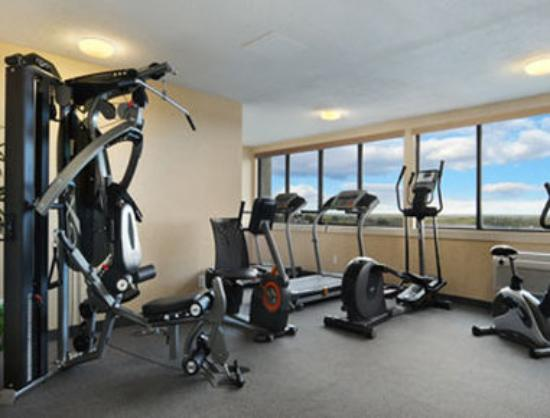 Days Inn and Conference Centre Timmins: Fitness Center