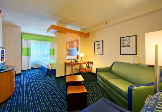 Fairfield Inn & Suites San Antonio SeaWorld/Westover Hills: Executive King Suite