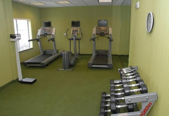 Fairfield Inn & Suites San Antonio SeaWorld/Westover Hills: Fitness Center