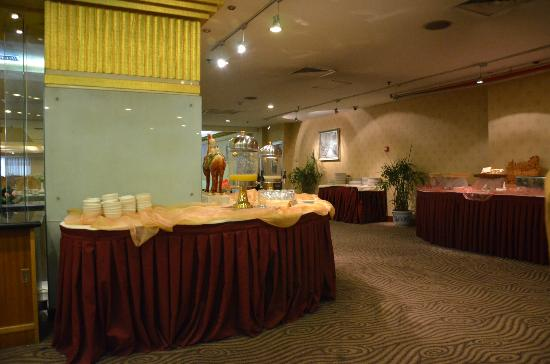 Wan Nian Grand Hotel: breakfast