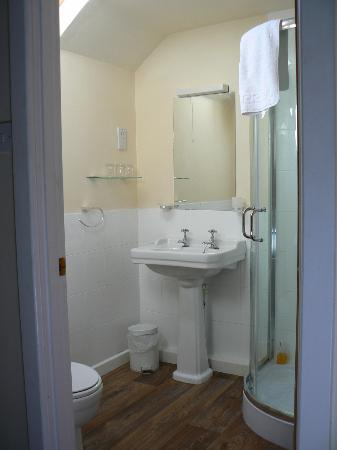 Green Hammerton, UK: Bathroom, room 7