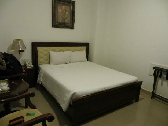 Family Inn Saigon: Bedroom
