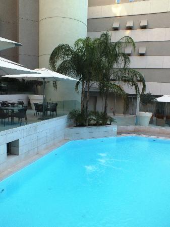 Galaxy Hotel Iraklio: Swimming pool