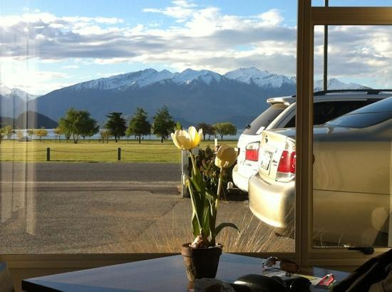 Wanaka View Motel: the view from our room