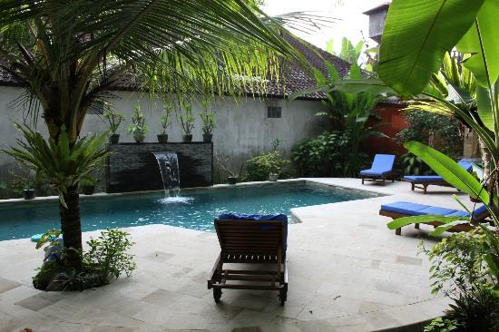 Desa Sanctuary, The Village: pool area - different view