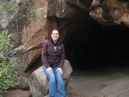 Quartz Mountain Resort Arts &amp; Conference Center: the cave trail