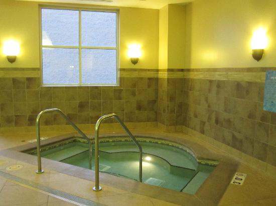Hotel Julien Dubuque: Whirlpool