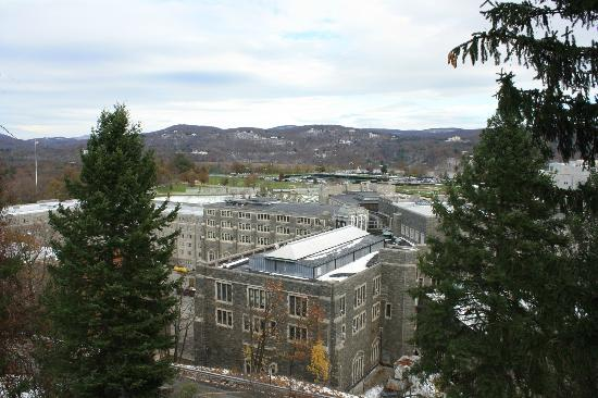 United States Military Academy: Barracks