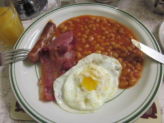 Hotel Orlando : English breakfast