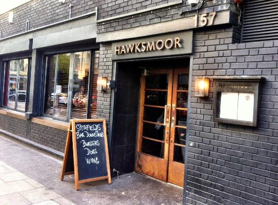 Photos of Hawksmoor Spitalfields, London