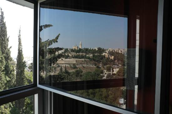 Dan Boutique Jerusalem: vus sur la vieille ville