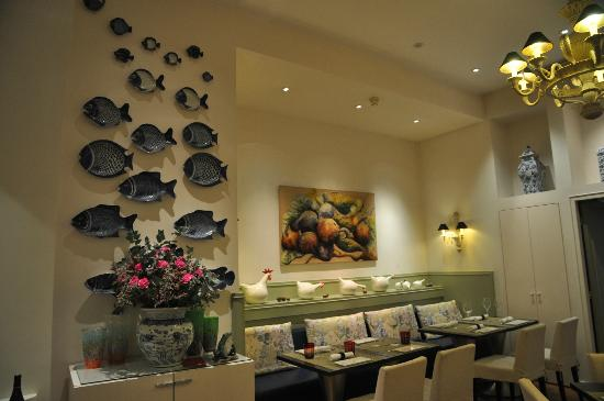 Hotel Le Royal Lyon - MGallery Collection: Breakfast area
