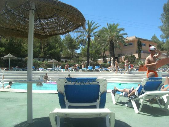Mar Amantis Ii Pool Picture Of Azuline Hoteles Mar