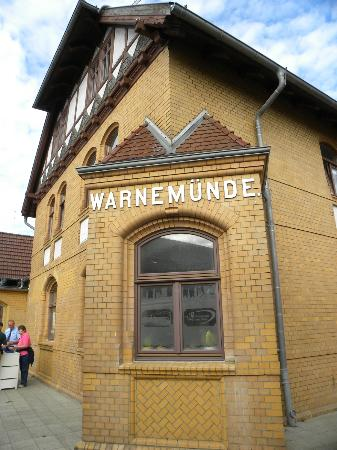 Friends of Dave Tours: Warnemnde