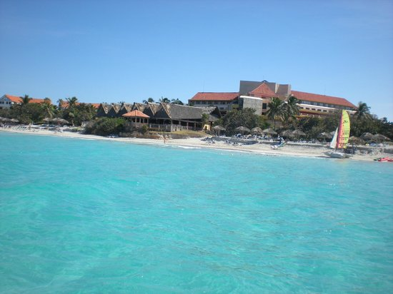 Foto de breezes bella costa varadero hotel from water for 504 salon irving