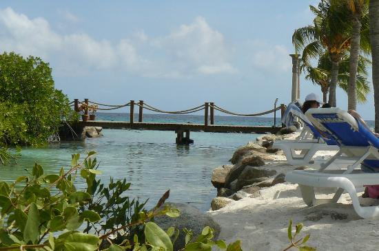 Renaissance Aruba Resort & Casino: On the private island