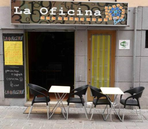 la oficina santa cruz de tenerife restaurant reviews