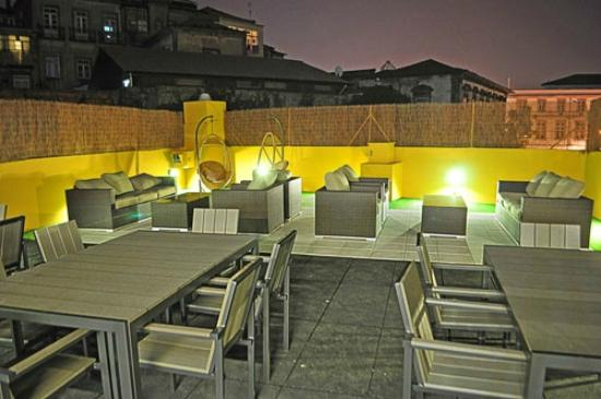 Tattva Design Hostel: Terrace