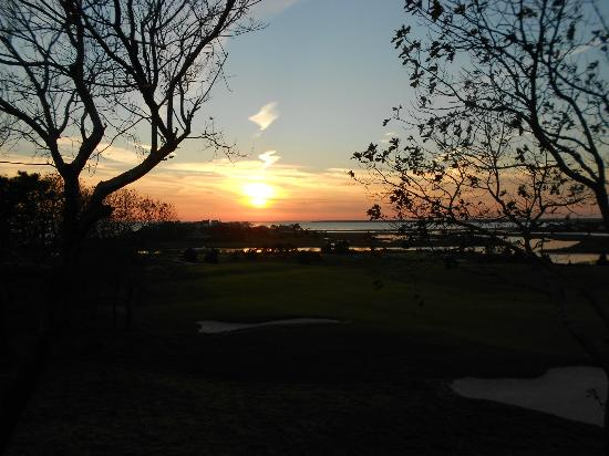 Hyannis Port, MA: Sunsets were great!