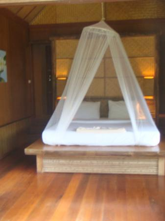The Cliff & River Jungle Resort: Chambre standard