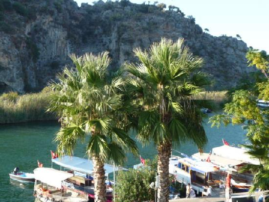 Dalyan Tezcan Hotel: Room View