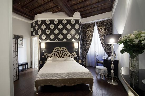Locanda del Sole Luxury Suite Rome: Suite Berger