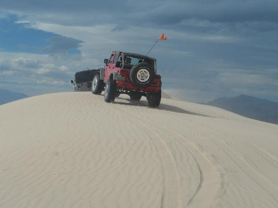 Las Vegas Rock Crawlers: Sand Dunes