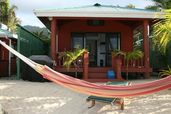 Bella Beach Bungalows: Our Bungalow