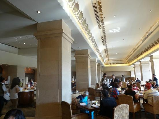 Hyatt Regency Kathmandu: Cafe for breakfast