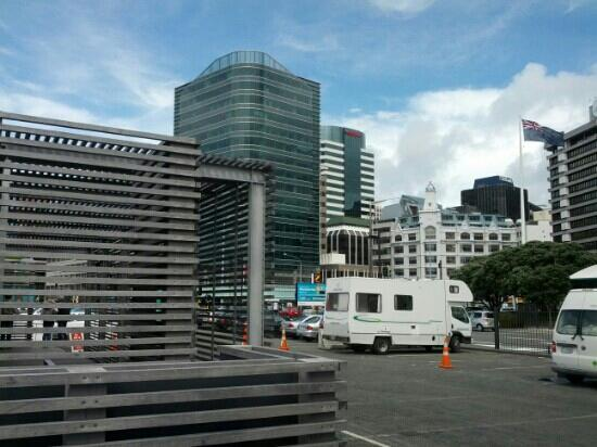 ‪Wellington Waterfront Motorhome Park‬
