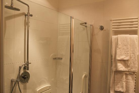 Canada Hotel : Shower