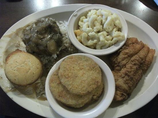 Busy Bee Cafe Atlanta Menu Prices Amp Restaurant Reviews