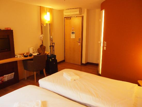 Ibis Belfast Queens Quarter: Room