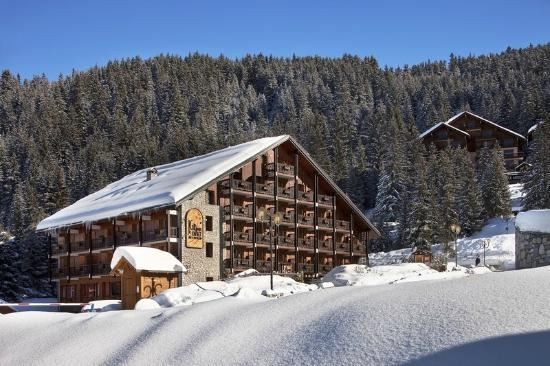 Le Grand Chalet Des Pistes