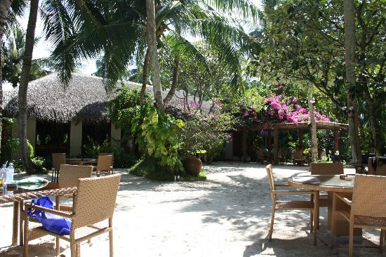 Kuramathi Island Resort: Island Coffee Shop
