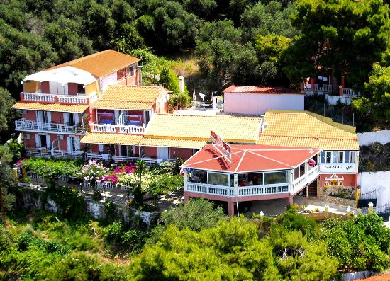 Photo of Bella Vista Apartments - Studios - Bar Corfu