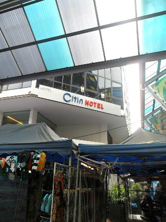 Citin Hotel Masjid Jamek: through the maze of the market