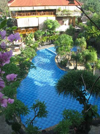 Green Garden Beach Resort and Spa: Lovely looking pool.