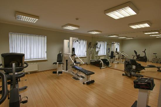 Maritim Park Hotel Riga: Fitness room