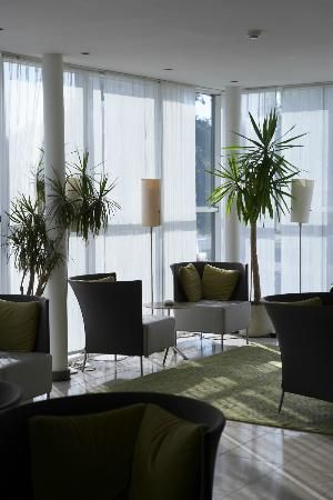 Maritim Park Hotel Riga: Balsam Lounge