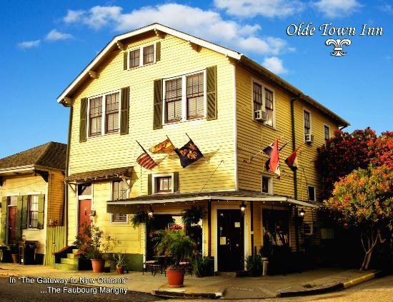 Olde Town Inn: Olde Town Inn