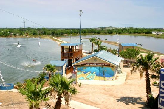 New Braunfels, TX: Texas Ski Ranch beach