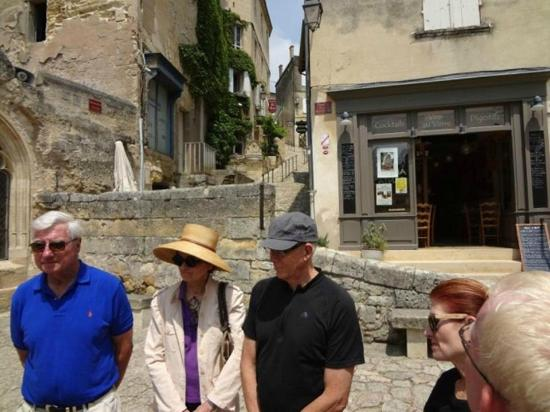 St. Emilion Monolithic Church: On Walking Tour