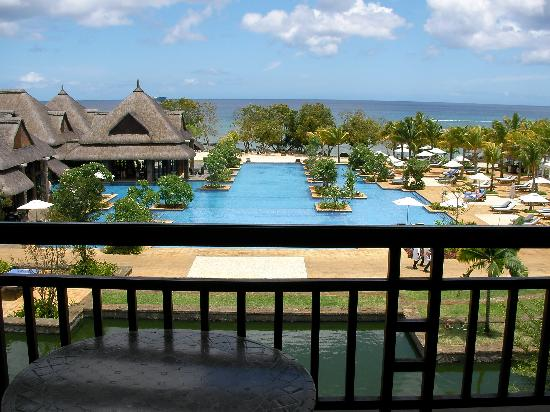 The Grand Mauritian Resort & Spa: Vue du balcon